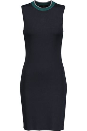RAG & BONE Lucine stretch-knit mini dress