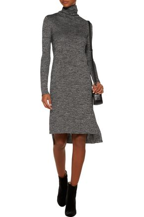 W118 by WALTER BAKER Felicity stretch-knit turtleneck dress