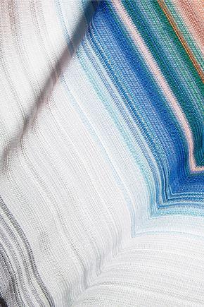 MISSONI Crochet-knit tunic