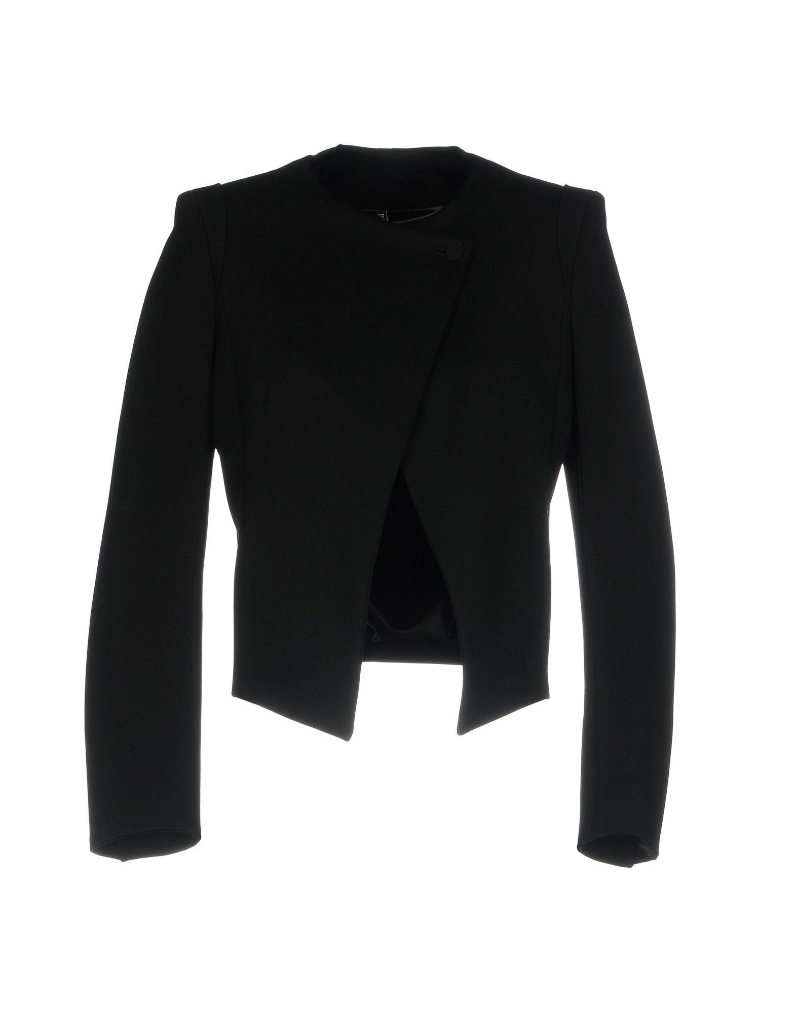 PLEIN SUD JEANIUS Blazer in Black