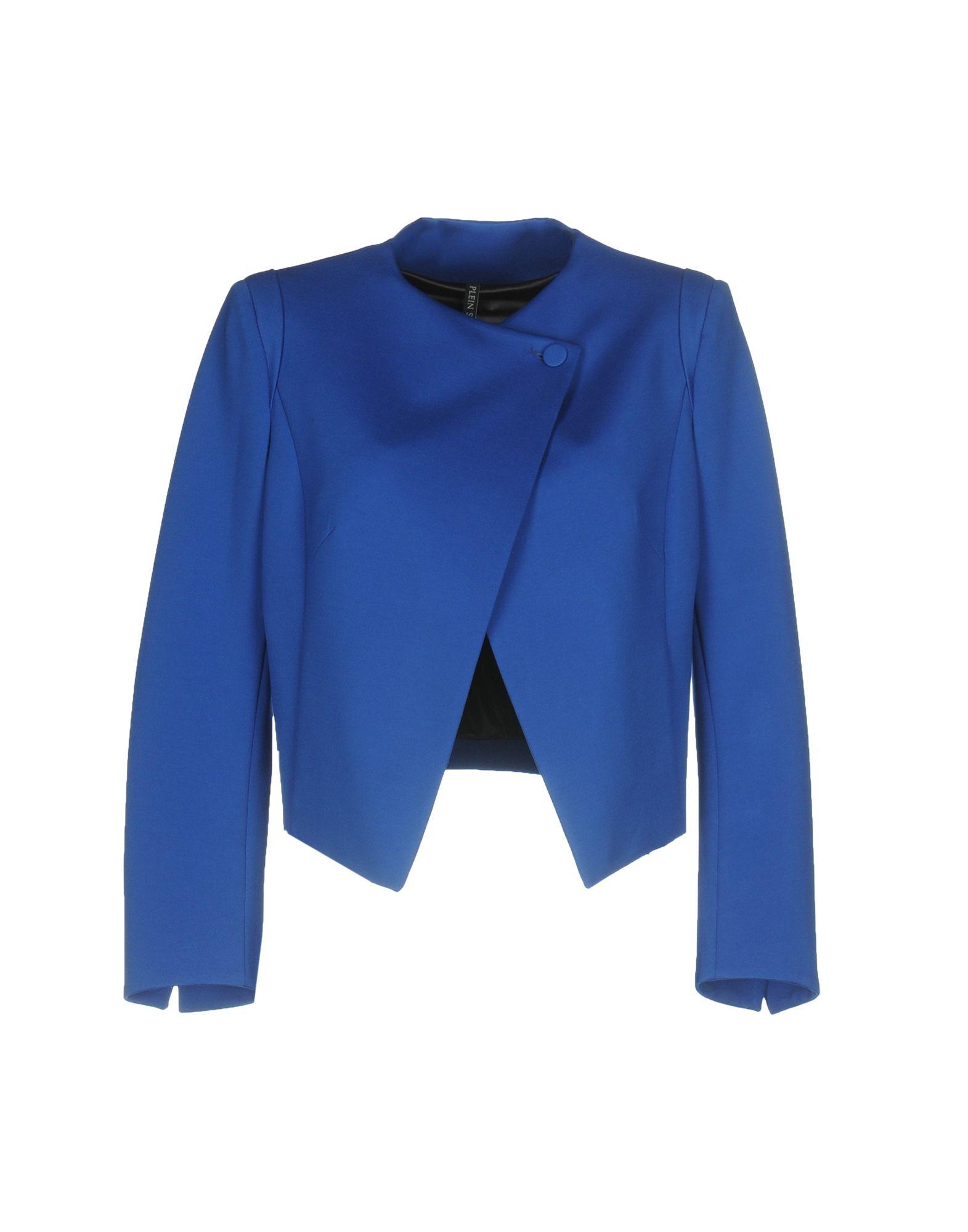 PLEIN SUD JEANIUS Blazer in Blue