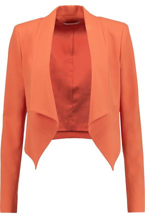 ALICE + OLIVIA Harvey crepe blazer