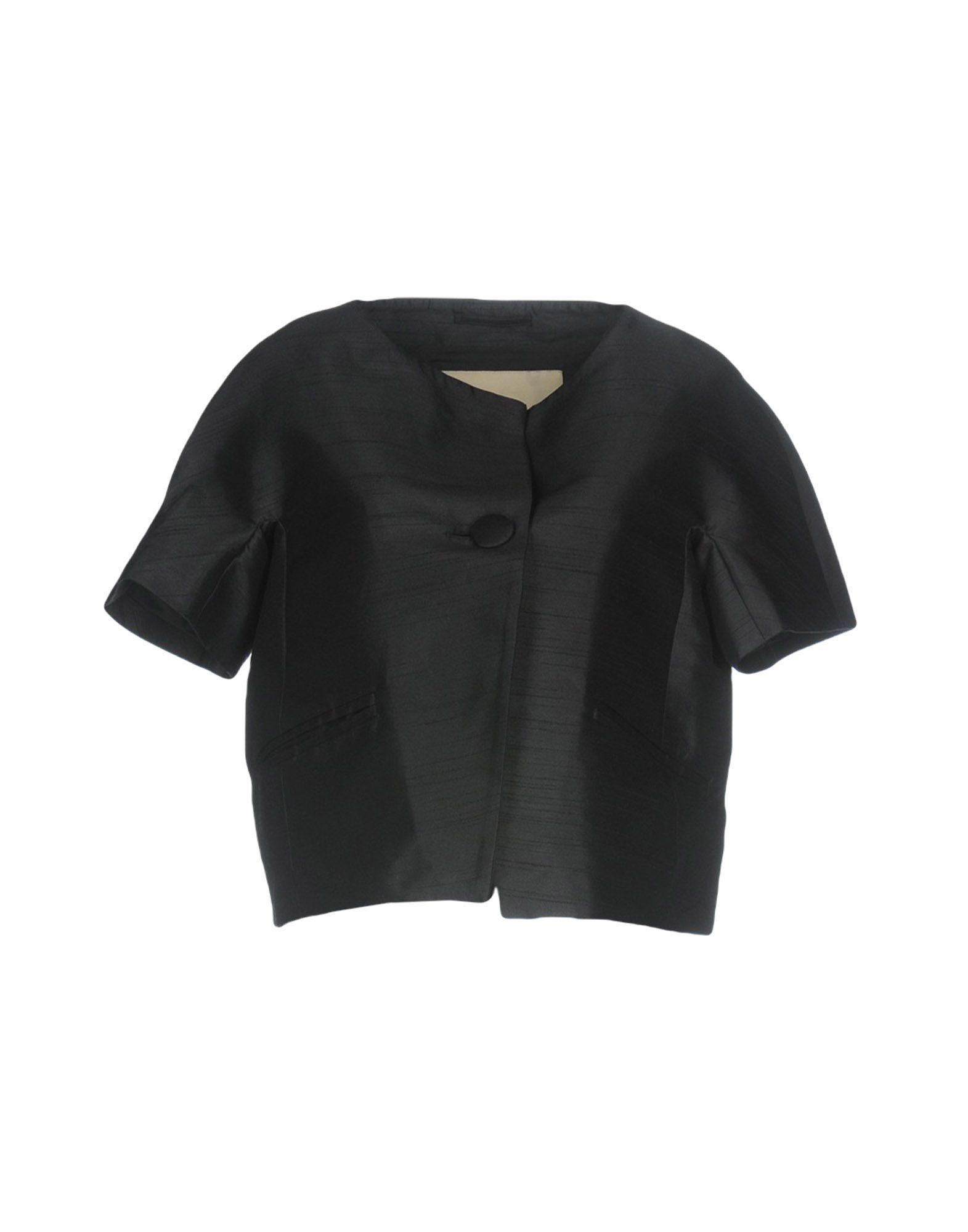 レディース HERNO テーラードジャケット ブラック