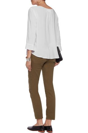VELVET by GRAHAM SPENCER Crepe top