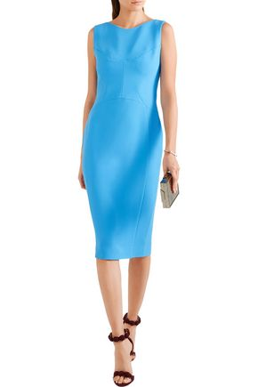 ANTONIO BERARDI Stretch-cady dress