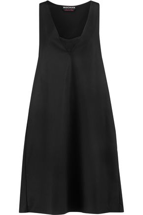ROCHAS Stretch-cotton dress