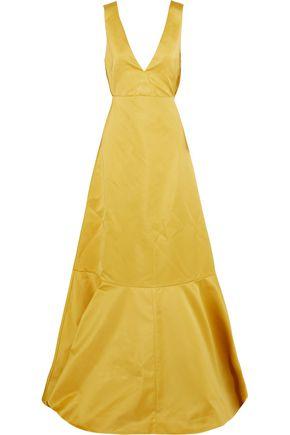 ROCHAS Satin gown