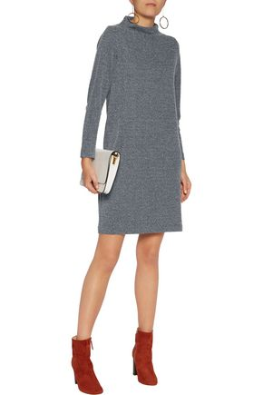 GANNI Jacquard mini dress
