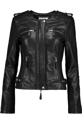 W118 by WALTER BAKER Gary leather biker jacket