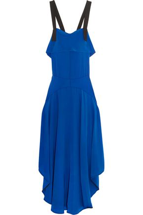 BY MALENE BIRGER Sapina draped silk maxi dress