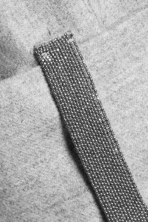 BRUNELLO CUCINELLI Belted wool dress