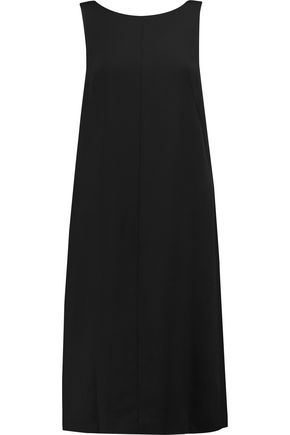 MAISON MARGIELA Layered crepe dress