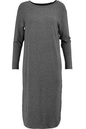 GANNI Stretch-jersey dress