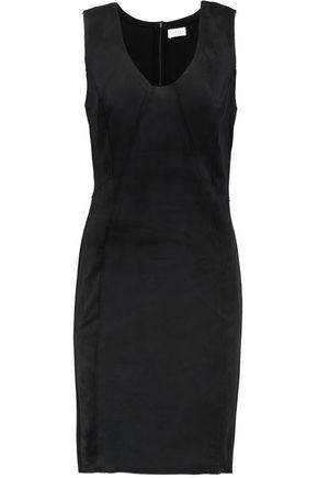 VELVET by GRAHAM & SPENCER Faux suede dress