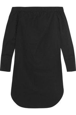 RAG & BONE Kacy off-the-shoulder cotton-poplin dress