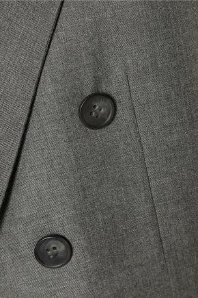 MM6 by MAISON MARGIELA Paneled wool-blend blazer