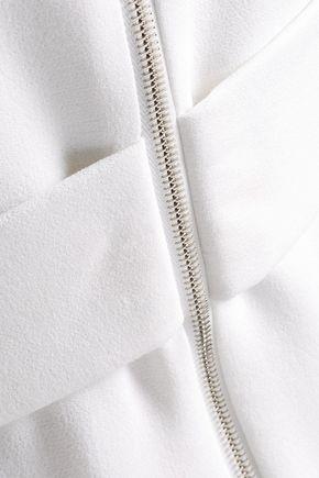 EMILIO PUCCI Cutout crepe mini dress
