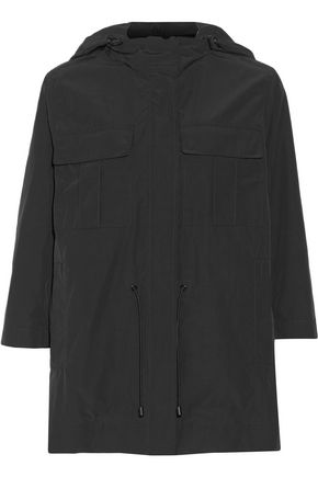 TIM COPPENS Hooded canvas parka ...