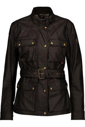 BELSTAFF Roadmaster coated cotton  jacket