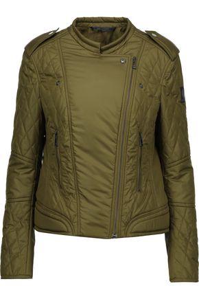 BELSTAFF Enduro quilted shell jacket