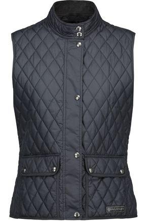 BELSTAFF Weskit quilted shell vest