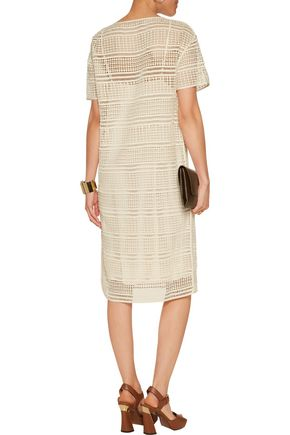 BY MALENE BIRGER Talulle crocheted cotton midi dress