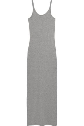 T by ALEXANDER WANG Stretch-modal jersey maxi dress