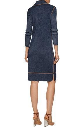 J.W.ANDERSON Ribbed merino wool sweater dress
