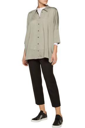 MM6 by MAISON MARGIELA Oversized poplin shirt