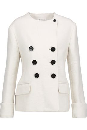 ISABEL MARANT ÉTOILE Dipo frayed bouclé jacket