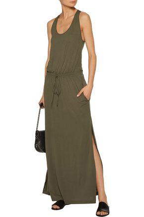 A.L.C. Rita cutout stretch-jersey maxi dress