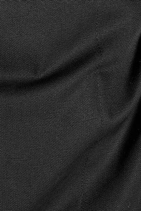 RICK OWENS Cotton-canvas gilet