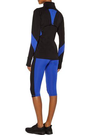 PURITY ACTIVE Two-tone scuba jacket