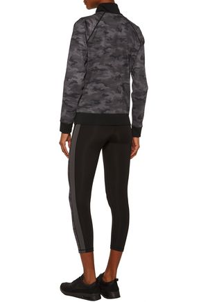 PURITY ACTIVE Printed stretch jacket