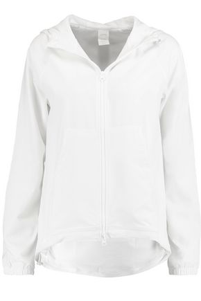 YUMMIE by HEATHER THOMSON® Giselle tech-jersey hooded jacket