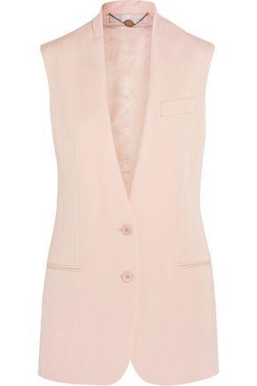 STELLA McCARTNEY Ernest wool-crepe vest