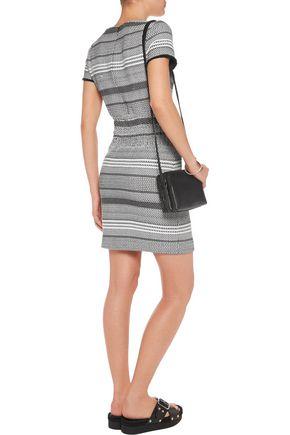 MAJE Tweed mini dress