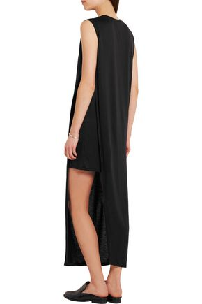 ACNE STUDIOS Obelia split-side stretch-jersey midi dress