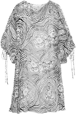SEE BY CHLOÉ Printed georgette dress