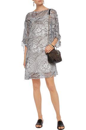 SEE BY CHLOÉ Printed georgette dress