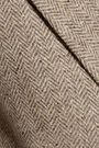 CO Belted wool-tweed jacket