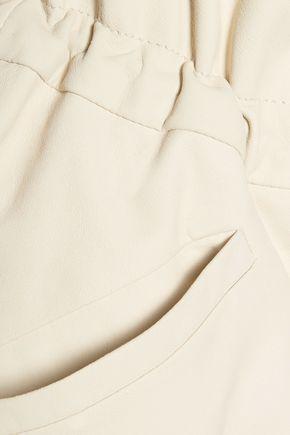 VINCE. Leather jacket