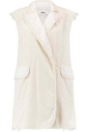 MM6 by MAISON MARGIELA Velvet gilet
