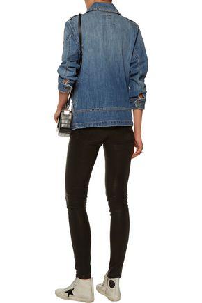 CURRENT/ELLIOTT The Updated denim jacket