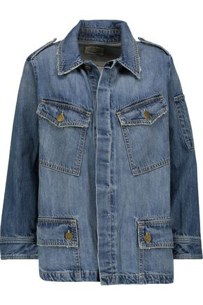 CURRENT/ELLIOTT The Updated denim jacket