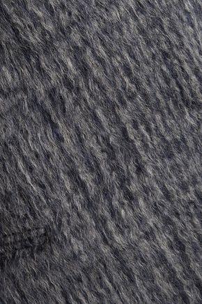 BRUNELLO CUCINELLI Wool and alpaca-blend gilet