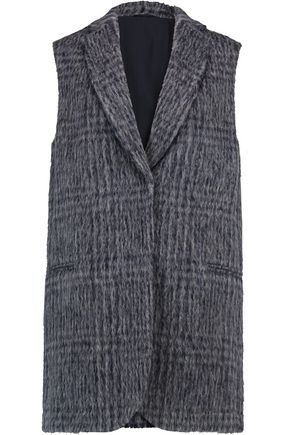 BRUNELLO CUCINELLI Wool and alpaca-blend gilet