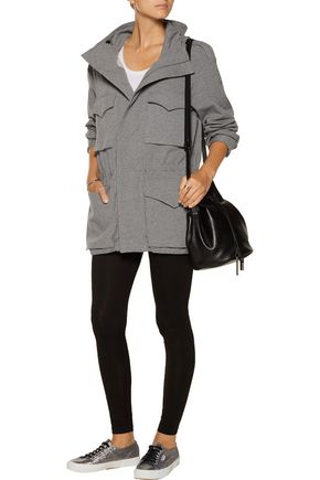 NORMA KAMALI Stretch-cotton jacket