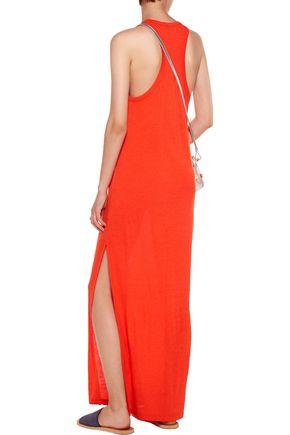 T by ALEXANDER WANG Jersey maxi dress