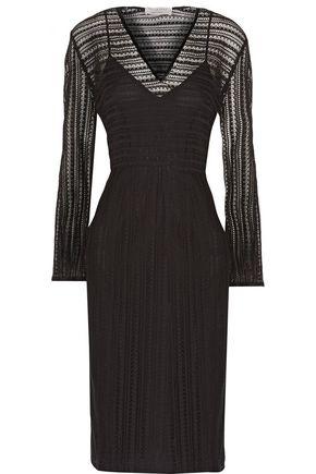 PHILOSOPHY di LORENZO SERAFINI Cotton-blend lace dress